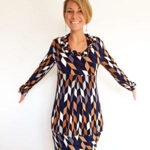 Basic three version robe boule la jolie girafe ODV