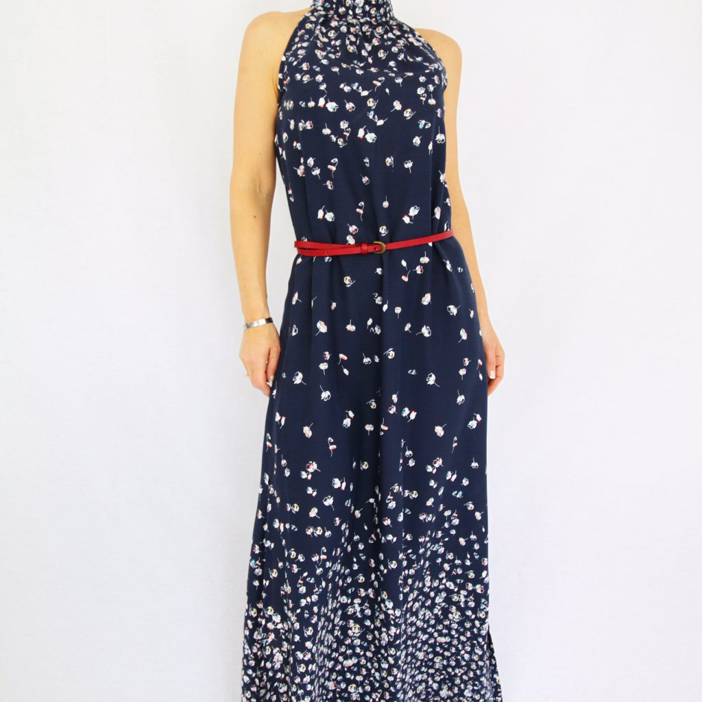 Couture Robe longue La Jolie Girafe