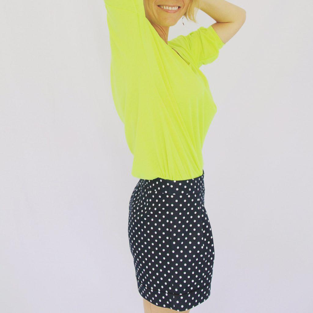 Burda Style mai 2016 et T-shirt loose MCPB par la Jolie Girafe