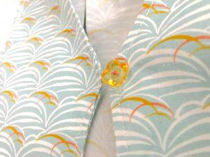 Alula tissu japonisant madame casse bonbon