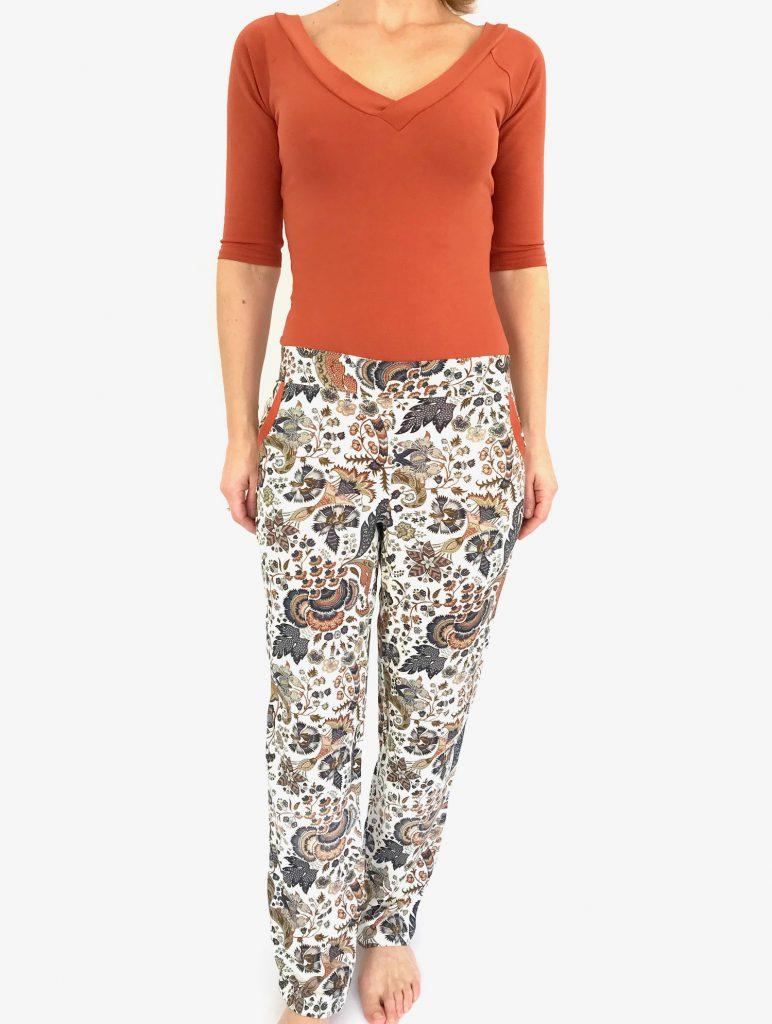 Patron Basic 4 Le Pantalon