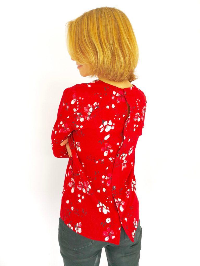 blouse Idylle d'atelier scammit