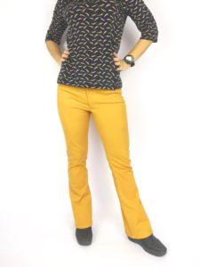 Patron pantalon Basic 5 ODV LaJolie Girafe
