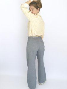 Patron pantalon Easy Pant ODV La Jolie Girafe