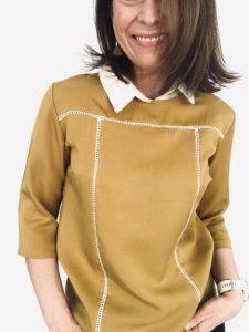 Patron blouse Niagara ODV La Jolie Girafe