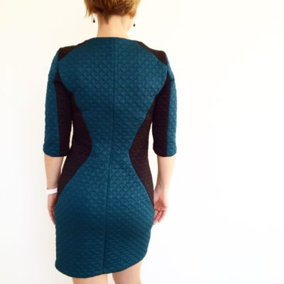 Couds aussi tes Burdas n°2 : Star Trek fashion