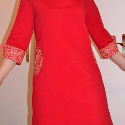 Robe Aristo: le retour rouge