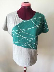 Tee-shirt Le Trio, encore une version !