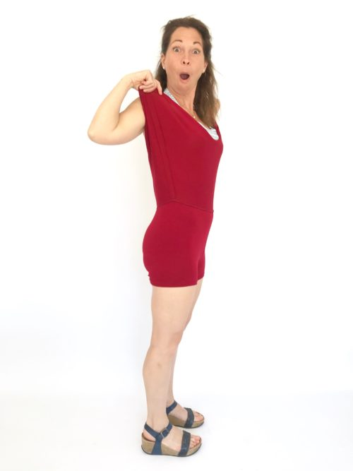 Patron jupe-short Madinina ODV La Jolie Girafe