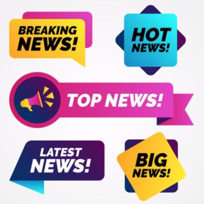 Breaking News / Flash Infos