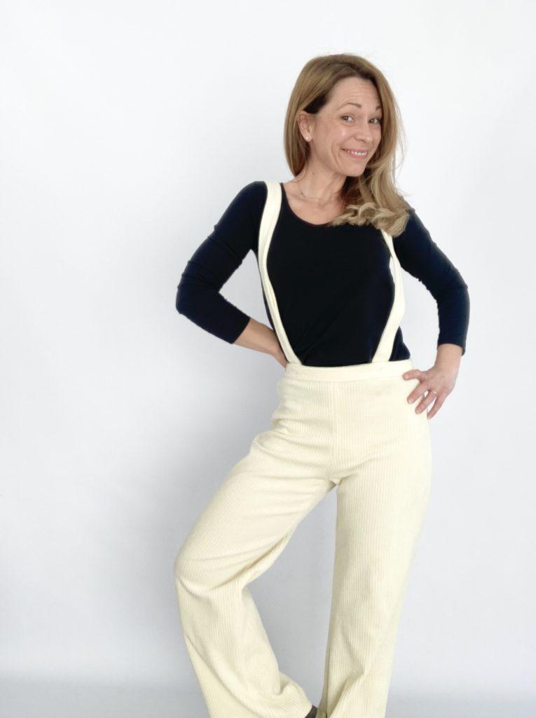 Patron pantalon hiver Easy Pant hiver