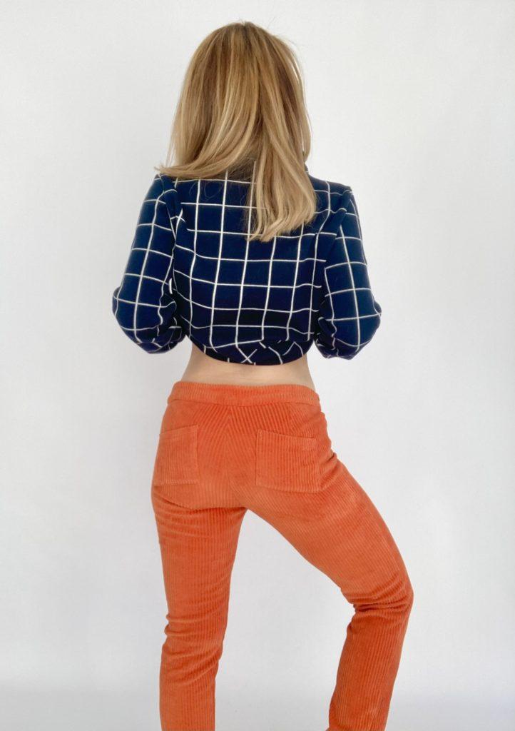 Patron pantalon hiver basic five hiver