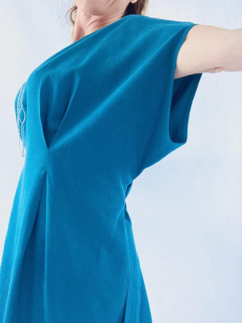 Patron de couture PDF robe Mélie La Jolie Girafe Patterns