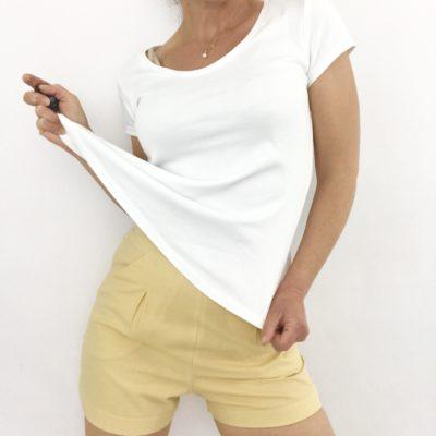 On Dirait des Vrais shorts ce Basic 7